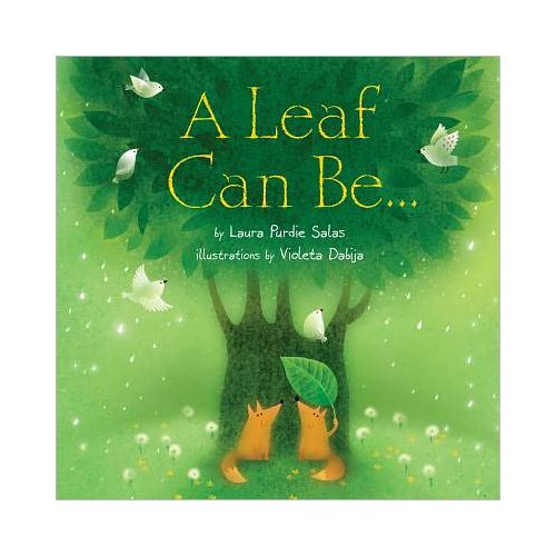 """A Leaf Can Be"" Cover"