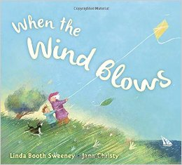 """When the Wind Blows"" Book Cover"