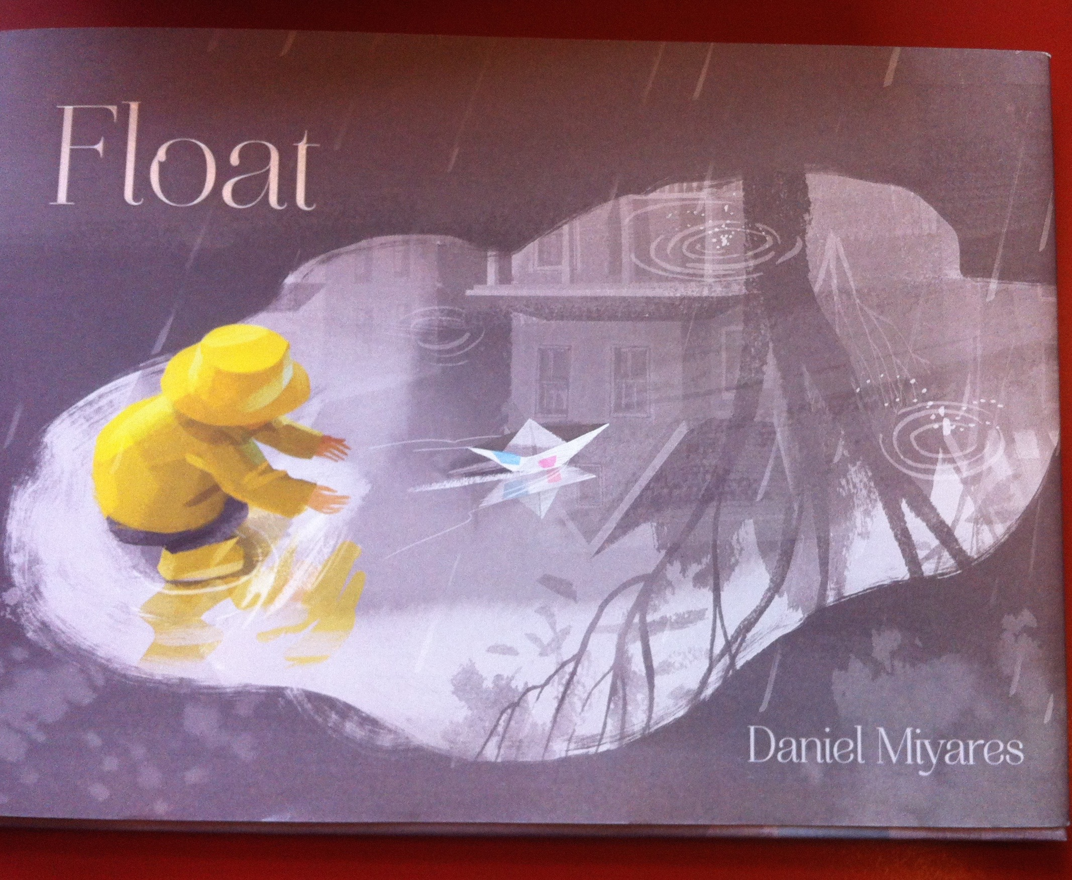 """Float"" Book Cover"