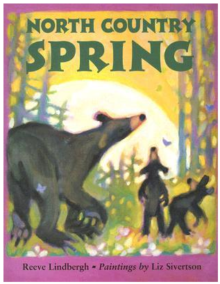 North Country Spring Book Cover