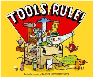 Tools Rule book cover