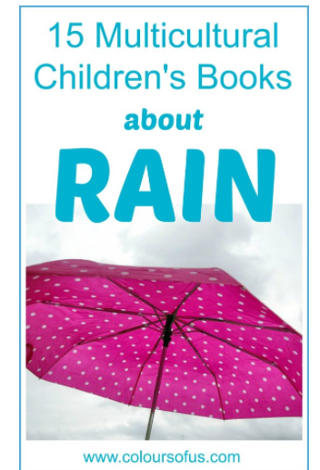 15 Multicultural Books About Rain Picture