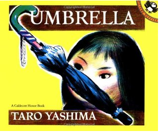 """Umbrella"" Book Cover"