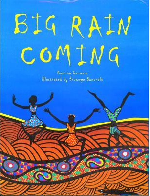 """Big Rain Coming"" Book Cover"