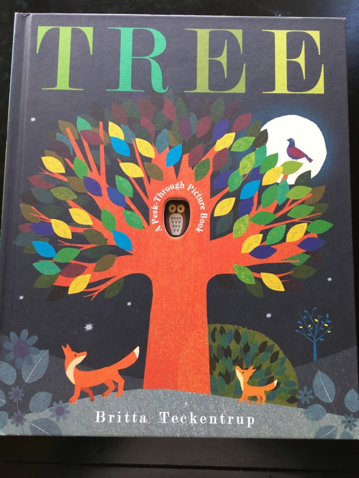 """Tree"" Book Cover"