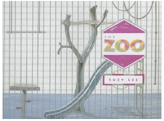 """The Zoo"" Book Cover"