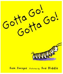 """Gotta Go! Gotta Go!"" book cover"