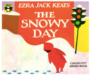 "Book Cover of ""The Snowy Day"""