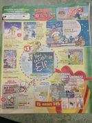 Scholastic Book Order with Student Selections