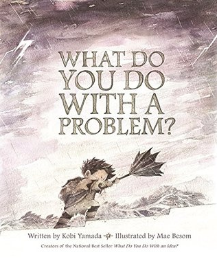 """Book Covers of: """"What do you do with an Idea?"""" and """"What do you do with a Problem?"""""""