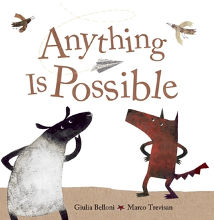 "Book cover for ""Anything is Possible"""