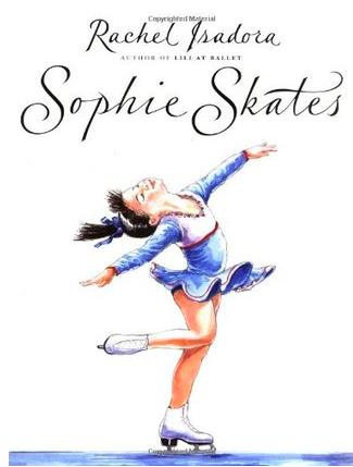 """Cover for """"Sophie Skates"""""""