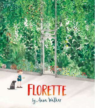 """Book Covers for """"All the Animals Where I Live"""" and """"Florette"""""""