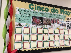 Cinco de Mayo Bulletin Board