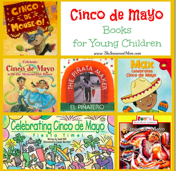 Cinco de Mayo Book from The Seasoned Mom