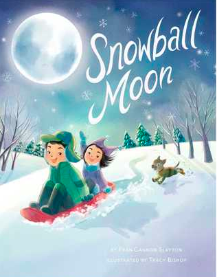 """Book Cover for """"Snowball Moon"""""""